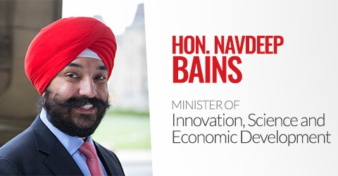 Itac mission canadian companies scouting for channel for Navdeep singh bains
