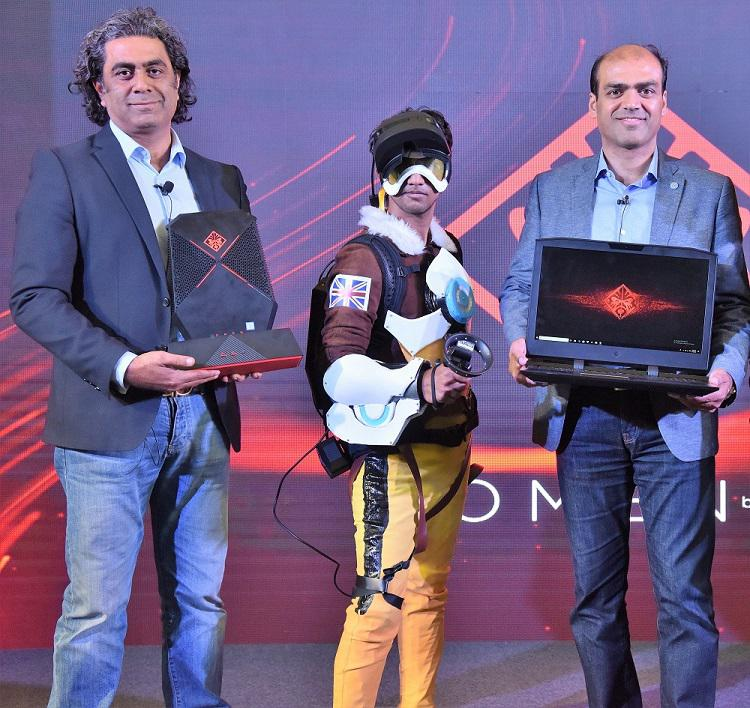 9de09d9f7b9 Future of Gaming: HP supercharges Gaming portfolio in India with Omen X