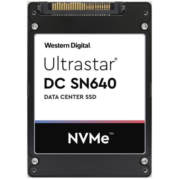 Western Digital Ultrastar Data Center SSD