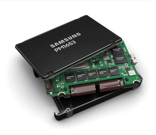 Samsung Unwraps SAS Enterprise SSD to Elevate Server Storage Performance